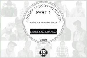 DJMreja - Odyssey Sounds Selections Part.1 Ft. DJMreja